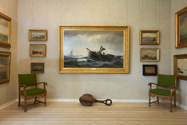 Marstal Seefahrtmuseum, Insel Aeroe