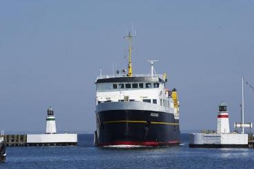 Hafeneinfahrt, Soeby, Insel Aeroe