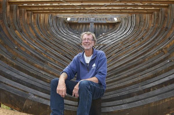 Erik Kromann, Direktor Marstal Seefahrtmuseum, Insel Aeroe