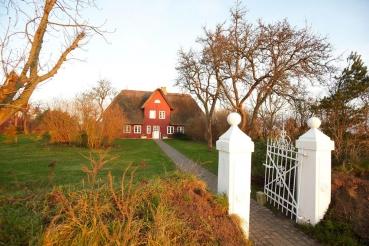 Nebel, Insel Amrum, Schleswig-Holstein, Winter 08/09
