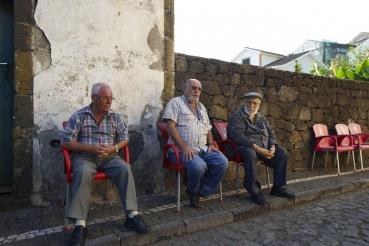 Lajes de Pico, Insel Pico, Azoren, Portugal