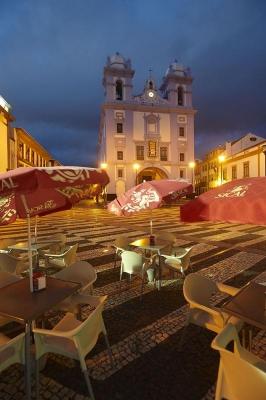 Stadt Angra do Heroismo, Insel Terceira, Azoren, Portugal