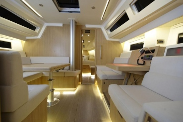 Yacht Azuree 46, Sirena Marina, Istanbul, Türkei