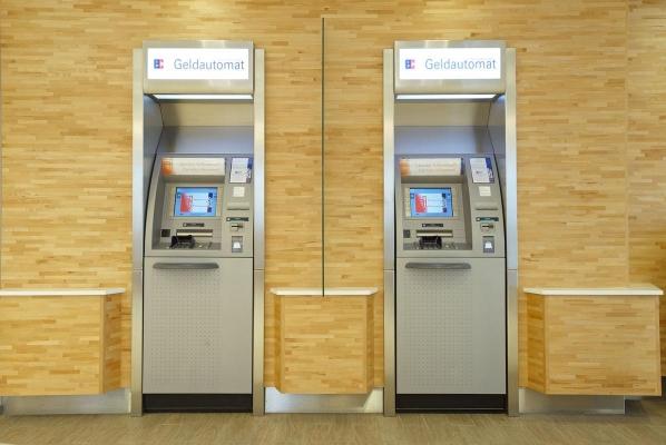 Union Bank, Flensburg. Entwurf: BancArt GmbH: Lösungen für Sparkassen- und Bankkonzepte