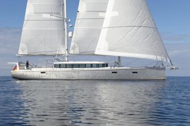 BM 70 Schoner, Breckemeyer Yacht Design, Kieler Foerde