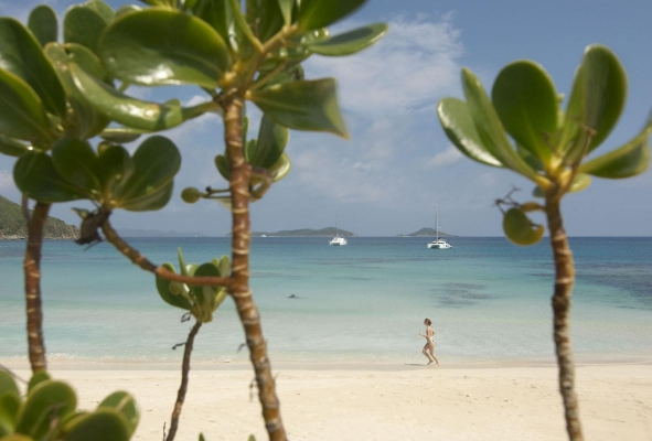 Savannah Bay, Virgin Gorda, British Virgin Islands