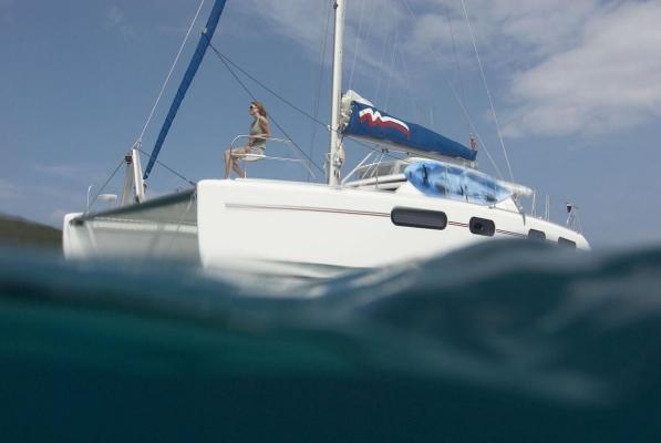 Moorings Katamaran 4600, British Virgin Islands
