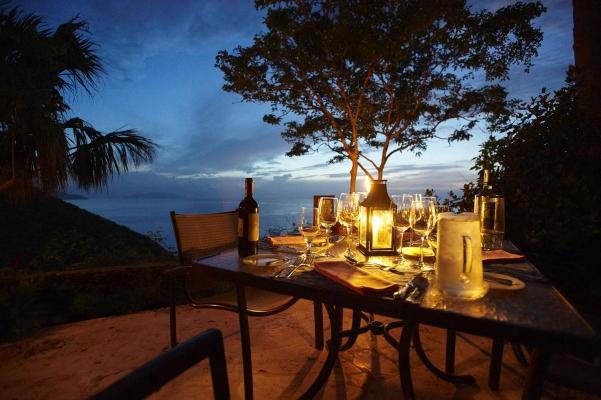 Resort Privatinsel Guana Island, Guana Island, British Virgin Islands, Karibik, 2011