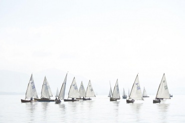 Teilnehmer Plaetten-Regatta