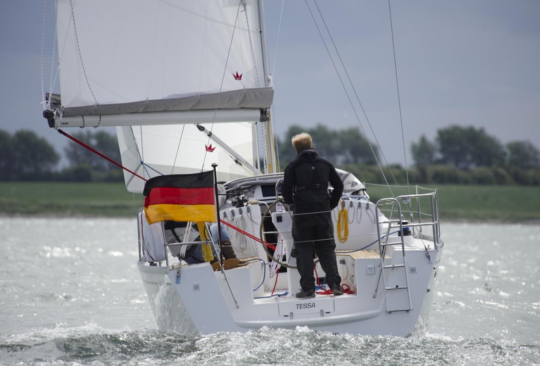 Delphia 31, Heiligenhafen, Ostsee, 30.05.2012