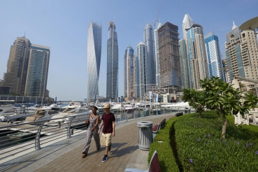 Dubai Marina, Dubai, Vereinigte Arabische Emirate