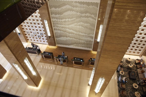 Hotel Kempinski, Mall of the Emirates, Dubai, Vereinigte Arabische Emirate