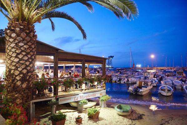Giglio Porto, Insel Giglio, Toskanischer Inselarchipel, Toskana, Italien