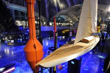 Meeresmuseum Lennusadam Seaplane Harbour, Tallinn, Estland