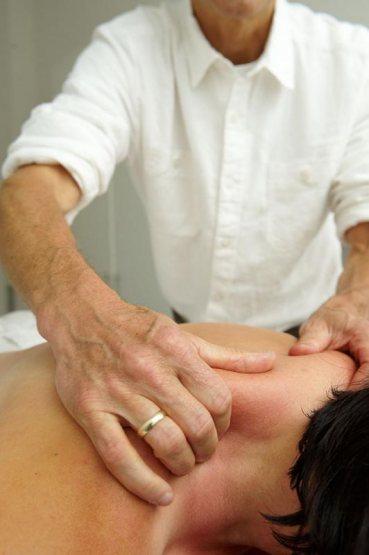 Massageraum, Massage, Psychosomatisches Fachzentrum Falkenried, Asklepios Westklinikum Hamburg