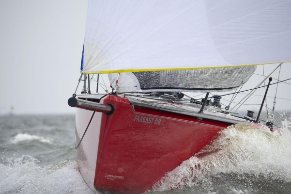 Test Segelyacht Far East 31R