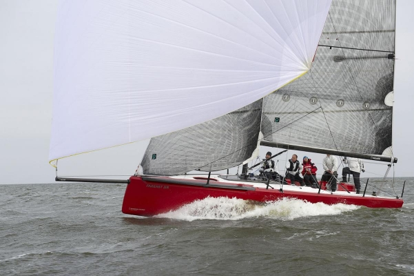 Test Segelyacht Far East 31R