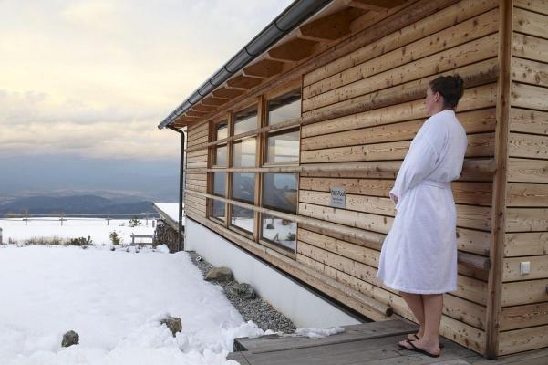 Resort Feuerberg, Skizentrum Gerlitzen, Kärnten, Oesterreich