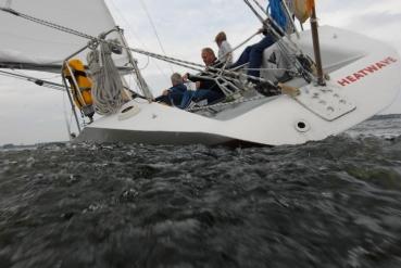 """Das besondere Boot: \""""Heatwave\"""""""