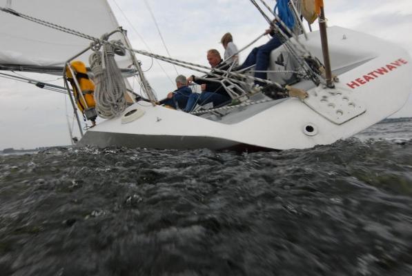 """Das besondere Boot: """"Heatwave"""""""