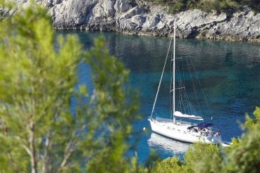 Bucht Milna, Insel Hvar, Kroatien