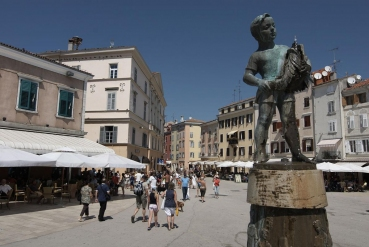 Rovinji, Istrien, Kroatien