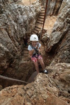 Grotte Baredine, bei Porec, Istrien, Kroatien, WerbungPR