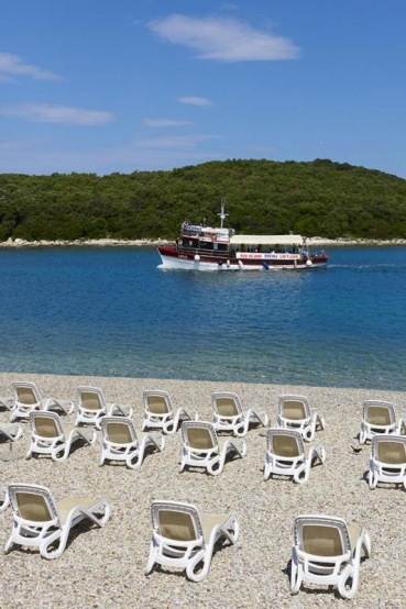 Vrsar, Istrien, Kroatien