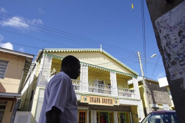 Charlestown, Nevis, Staat: St. Kitts und Nevis, Kleine Antillen