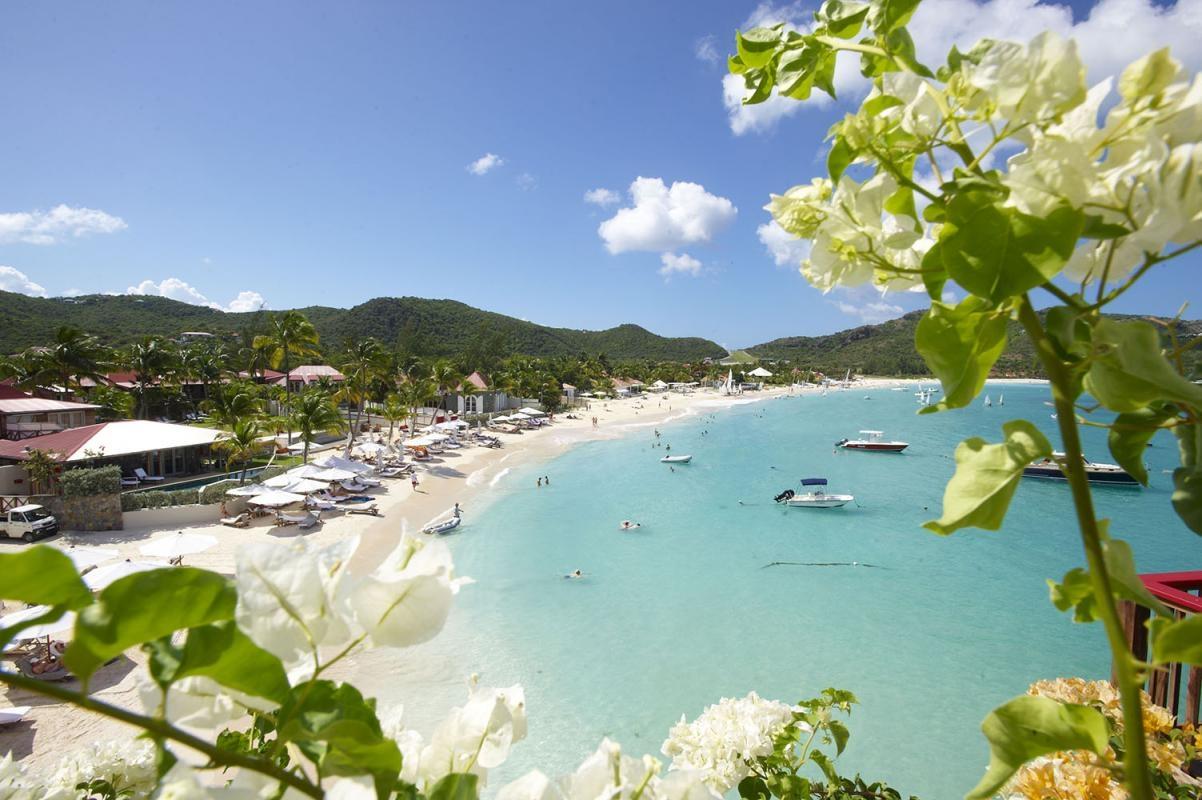 Baie de St. Jean, Saint Barthélmy (St. Barth), Kleine Antillen, Karibik