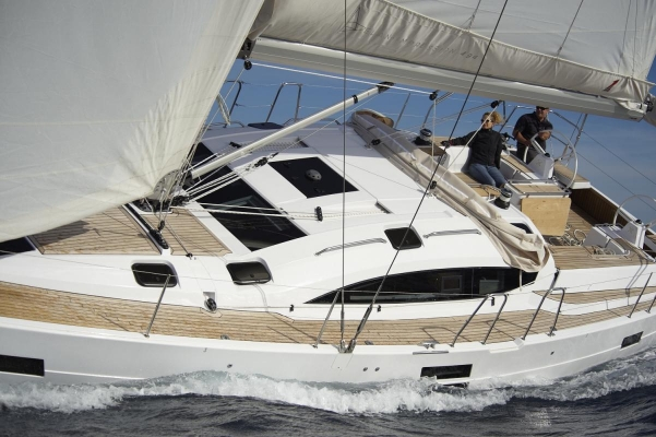 Test for Yacht of the Year, La Spezia/Italien