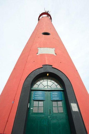 Leuchtturm Insel Schiermonnikoog, Region Friesland