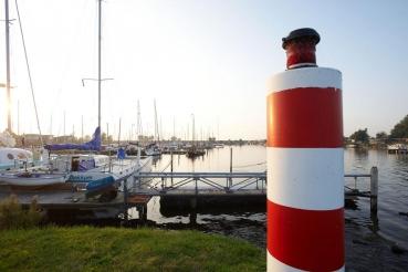 Yachthafen Oostmahorn, Lauwersmeer, Region Friesland