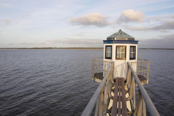 Oostmahorn, Lauwersmeer, Region Friesland