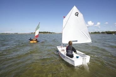 Yachthafen Lemkenhafen, Insel Fehmarn, Schleswig-Holstein