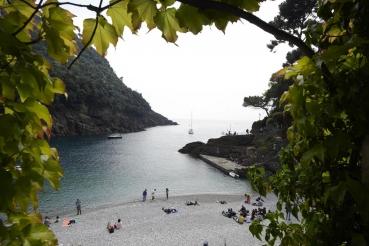 San Fruttuoso, Riviera di Levante, Ligurien, Italien