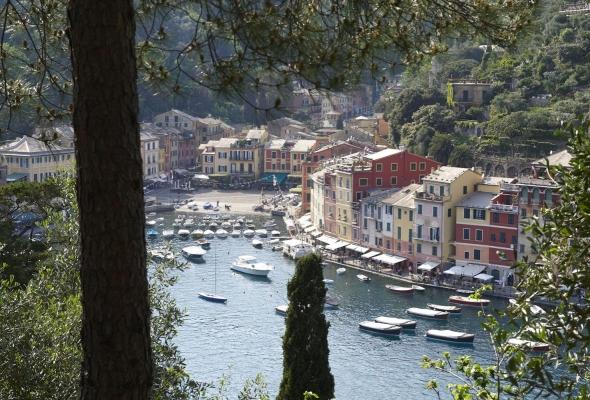 Portofino, Riviera di Levante, Ligurien, Italien