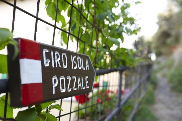 Insel Isola Palmaria, Golfo di La Spezia, Riviera, Ligurien, Italien