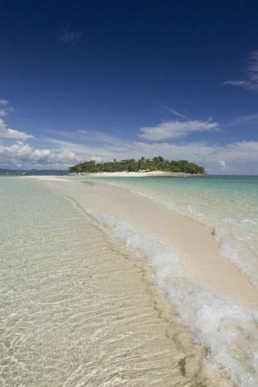 Resortinsel Nosy Iranja, Madagaskar