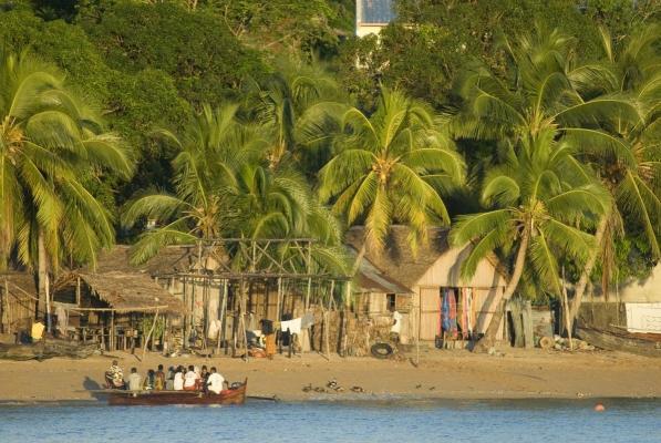 Insel Nosy Komba, Madagaskar