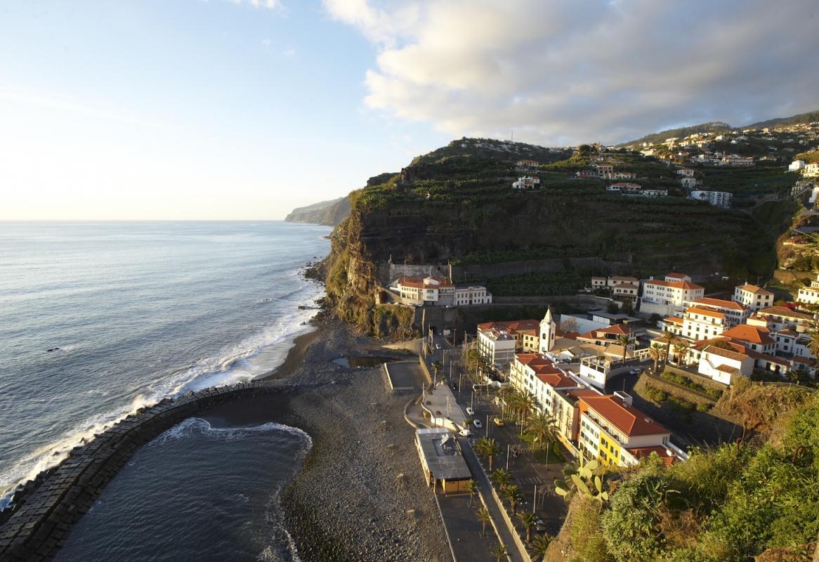 Ponta do Sol, Insel Madeira, Portugal