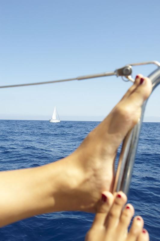 Segelimpression, Mallorca, Balearen