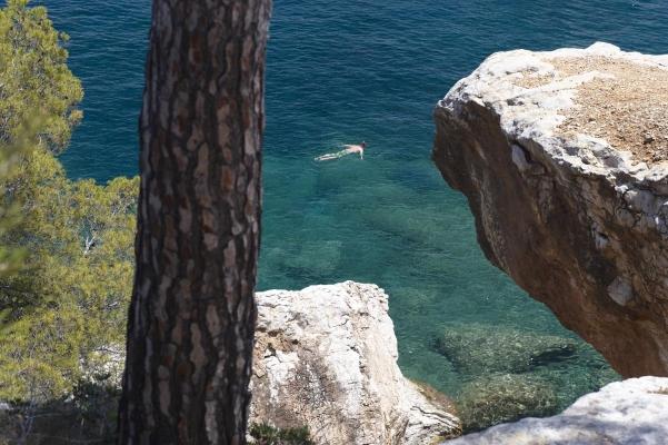 Cala Fornells, Ensenada de Santa Ponsa, Mallorca