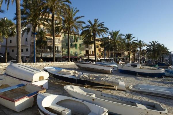 Andratx, Mallorca, Spanien