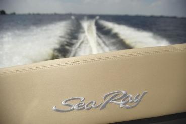 Sea Ray, Sundancer 265, Holland, Test, Redakteur: Ralf Marquard, Gleiter