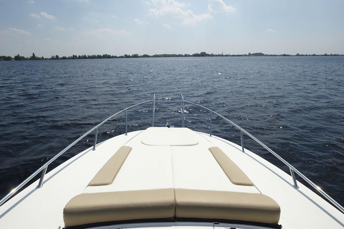 Sea Ray, Sundancer 265, Holland