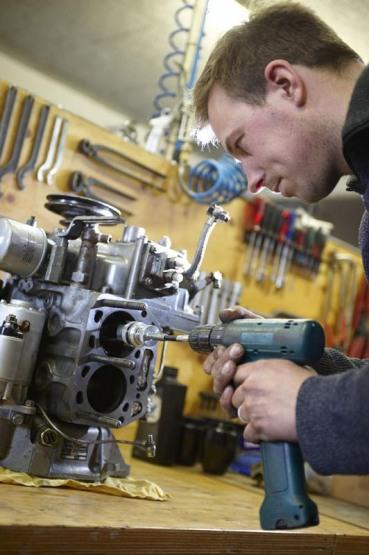 Schiffsmotoreninstandsetzung und Service Kiesow GmbH, Kappeln, Schleswig Holstein.