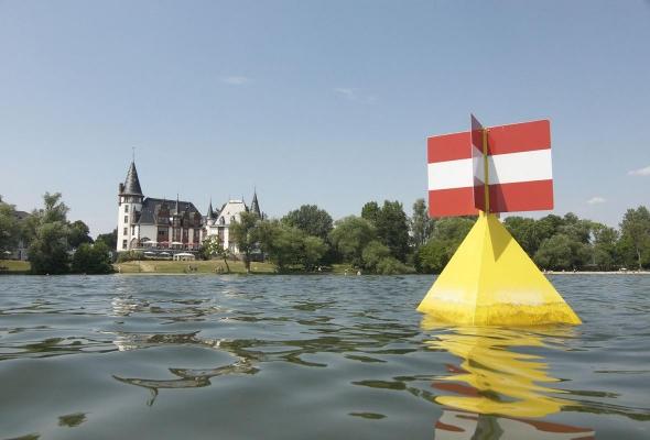 Mueritz, Schloss Klink, Mecklenburgische Seenplatte, Deutschland