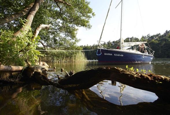 Reeckkanal, Mecklenburgische Seenplatte, Deutschland