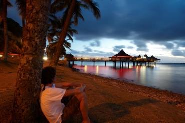 Anse Vata, Noumea, Grande Terre, Neukaledonien